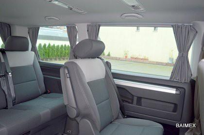 Autogardinen für Ihren VW T5 / VW T6 (alle Modelle) | Baimex