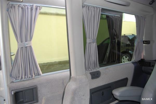 Autogardinen Mercedes Viano/Vito-639 (alle Modelle), doppellagig