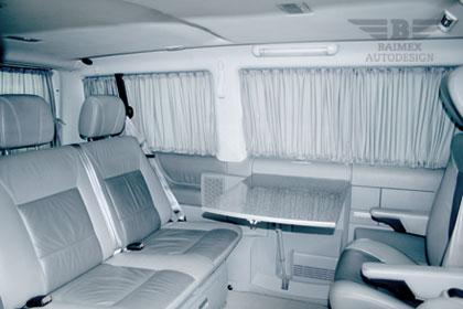 Autogardinen für Ihren VW T4 (alle Modelle) | Baimex Autogardinen