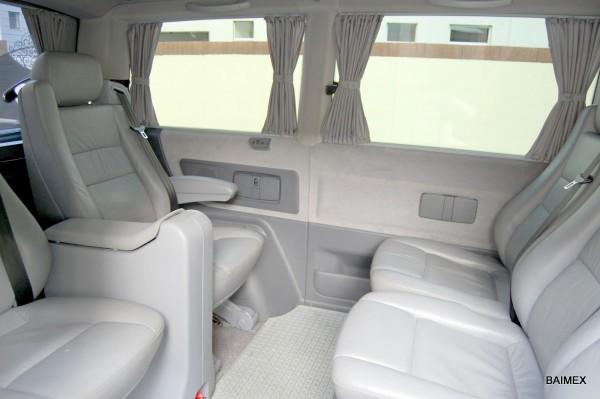 Autogardinen Mercedes Vito/V-Klasse-638 (alle Modelle)