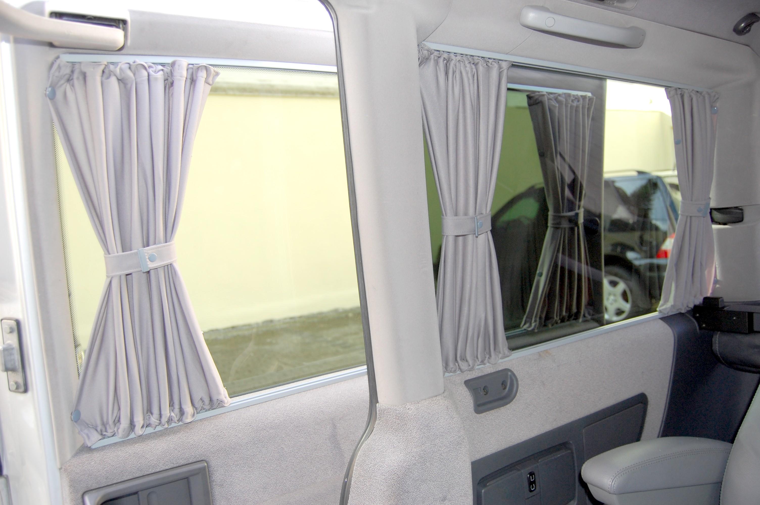 VW T3 T4 T5 T6 FAHRERHAUS ABTRENNUNG NUR DER VORHANG STOFF für alle MODELLE